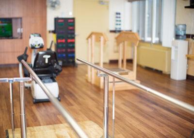 Midtown Oaks rehab gym