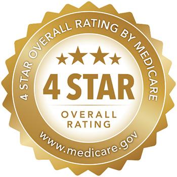 4-star Medicare logo