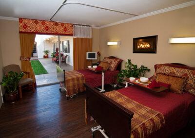 Reo Vista semi-private room