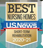 US News award 2020 best nursing home