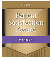 patient satisfaction award